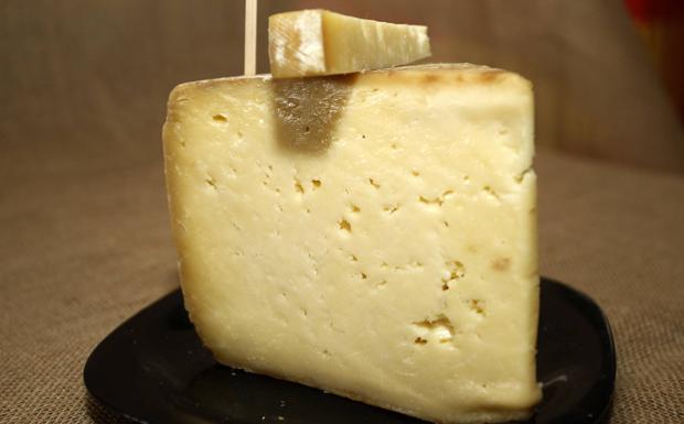 Ganadores «Mejor queso de vaca curado» del «Fin de Semana de la Leche»