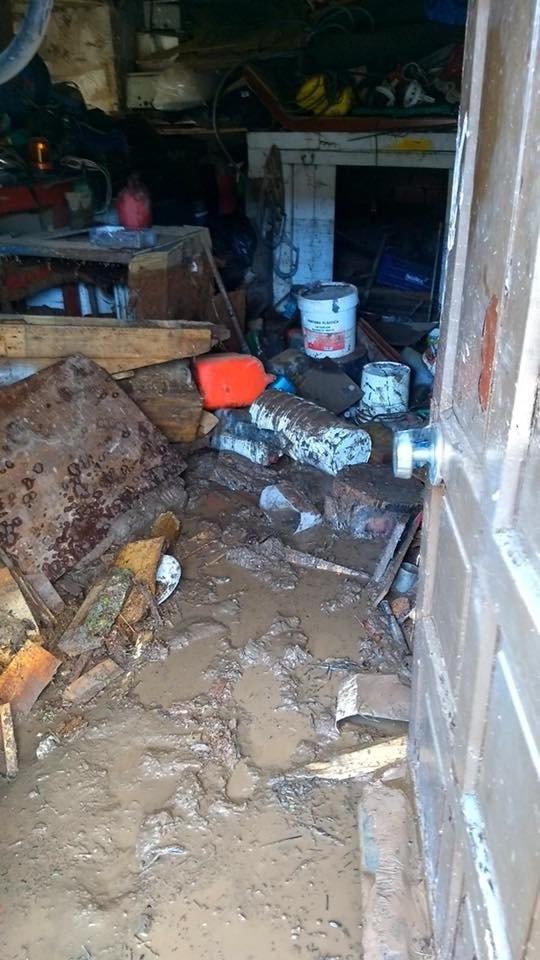 Se necesitan voluntarios para ayudar a limpiar en casas de Reinosa